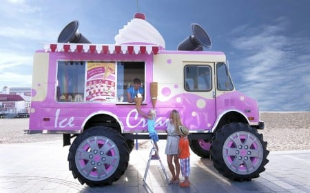 Biggest Iceman Auto ever! Foto: Skoda/Np