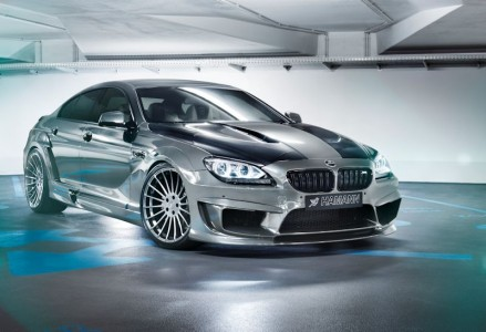 BMW M6 Tuning Mirror