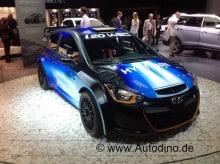Hyundai i20 Tuning