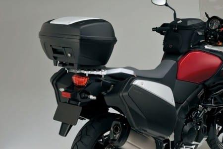 Suzuki V-Strom 1000 ABS mit Zubehör Topcase