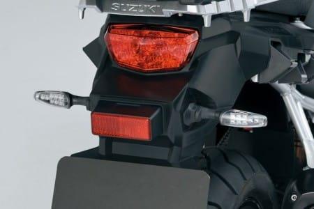 Suzuki V-Strom 1000 ABS mit LED Zubehör Blinkern