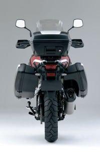 Suzuki V-Strom 1000 ABS mit Original Suzuki Zubehör