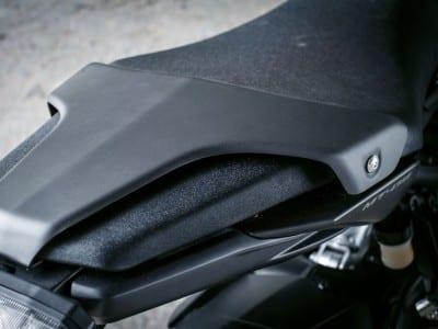 Yamaha MT-09 Zubehör Soziussitz Abdeckung