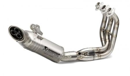 Akrapovic Yamaha MT-09 Zubehör Auspuffanlage