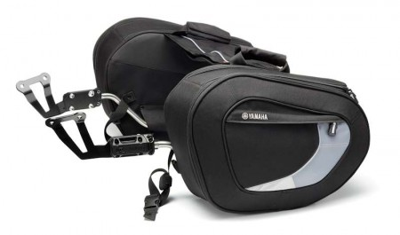 Yamaha MT-09 Zubehör koffer