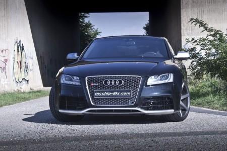 Audi RS5 Motor Tuning