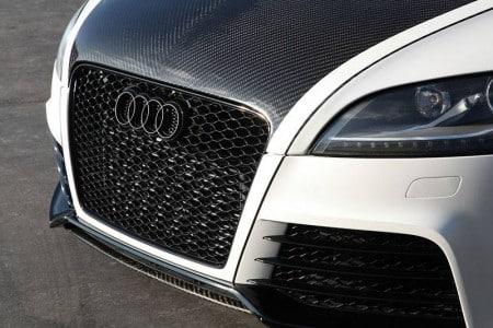 Audi TT RS Tuning Wabengrill