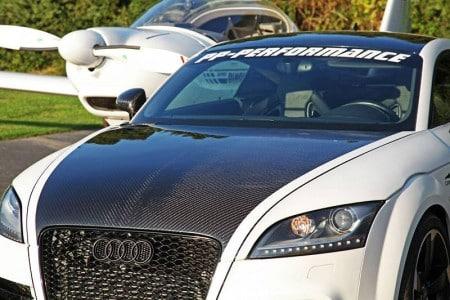 Audi TT RS Tuning Carbon