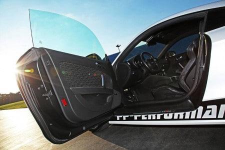 Audi TT RS Tuning Innenraum