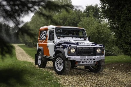 and Rover-Bowler_Defender_Tuning