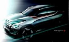 Mitsubishi Concept GC-PHEV SUV