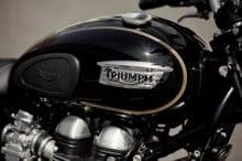 Triumph Bonneville T100 Sondermodell