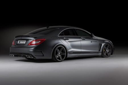 Tuning Mercedes CLS Prior 1