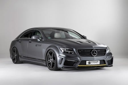 Tuning Mercedes CLS