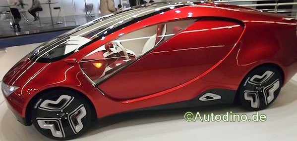 russisches concept auto