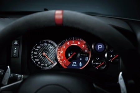 Nissan GT-R Nismo 2014 Innenraum