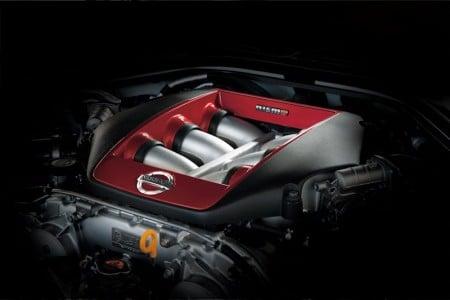 Nissan GT-R Nismo 2014 Motor
