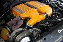 BMW M5_E60 Motor