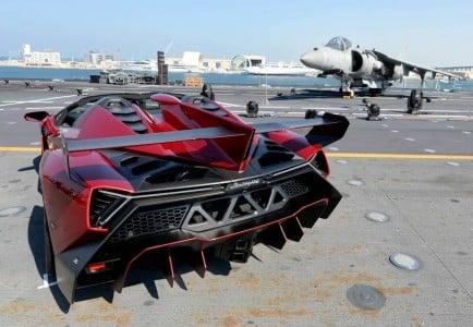 Lamborghini veneno roadster schiff1