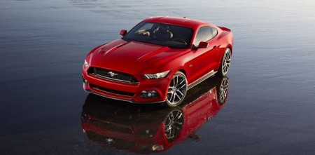 Der neue Europa Ford Mustang