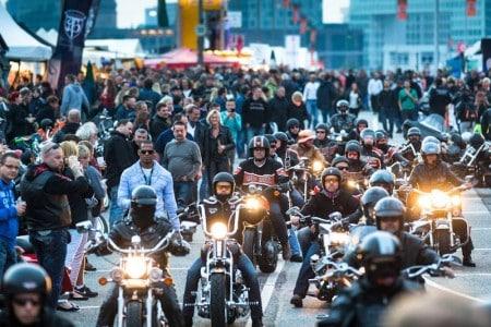 Harley Biker Event. Foto: Harley Davidson