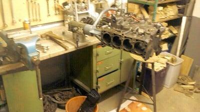 Iltis Motor