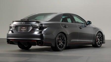 Toyota GRMN Mark X Concept