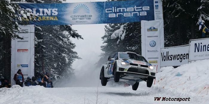 Volkswagen WRC Schweden