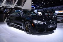 BMW M4 Coupe. Foto: Np