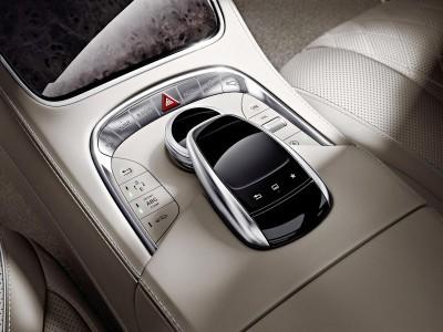 Mercedes S600 Innenraum