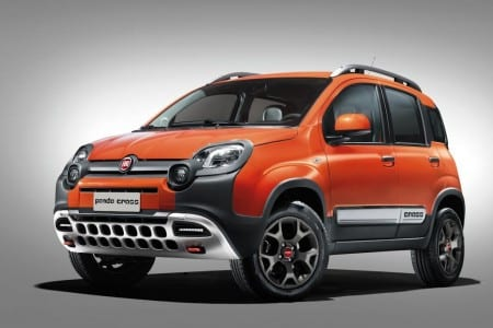 Fiat Panda Cross 2014