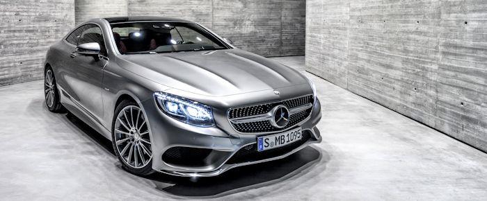 Mercedes-Benz Klasse Coupé, S 500 4MATIC Edition 1