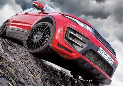 Range Rover Evoque Tuning by Larte Design. Foto: Larte Design/IKMEDIA