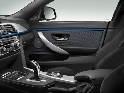 Das neue BMW 4er Gran Coupé. Foto: BMW