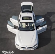 neue BMW 4er Gran Coupé