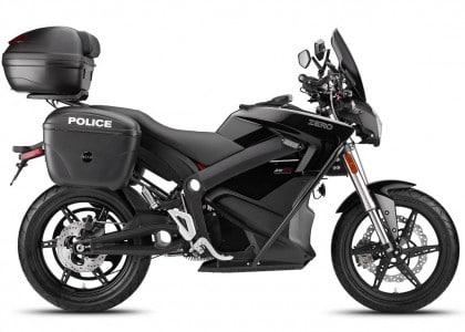 ZERO Police E-Bike
