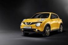 neuer Nissan Juke