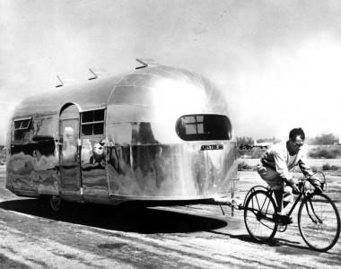 Cult Caravan Airstream
