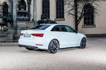ABT Audi S3 Tuning