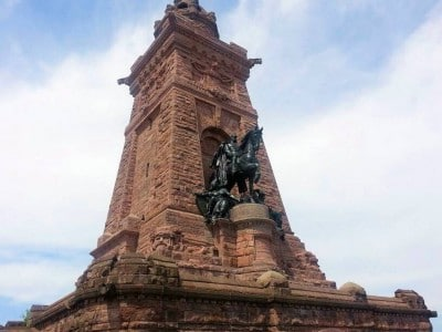 Kaiser Wilhelm I Kyffhäuser Denkmal