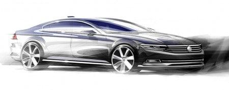 Neuer VW Passat 2014