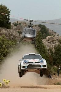 WRC VW Polo. Foto: VW Motorsport