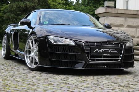 Audi R8 Spoiler Tuning