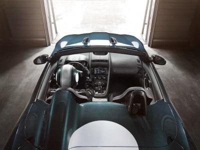 Jaguar F-TYPE Project 7 Innenraum