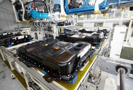 KIA SOUL EV Produktion