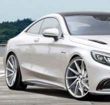 Mercedes S-Klasse Tuning AMG S63 Coupe