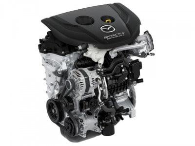 SKYACTIV-D 1.5 Mazda Clean Diesel Motor