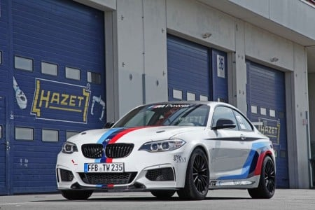 Tuning BMW-M235i RS
