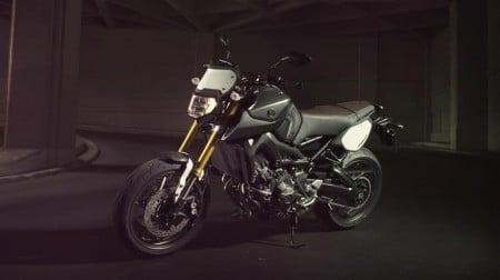 Feinste Triple-Kost. Yamaha MT-09 Street Tracker