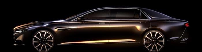 Aston Matin-Lagonda